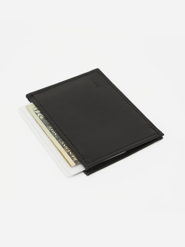 Slimmy OG X 1-Pocket Wallet (73mm) - Black - Koyono Co.