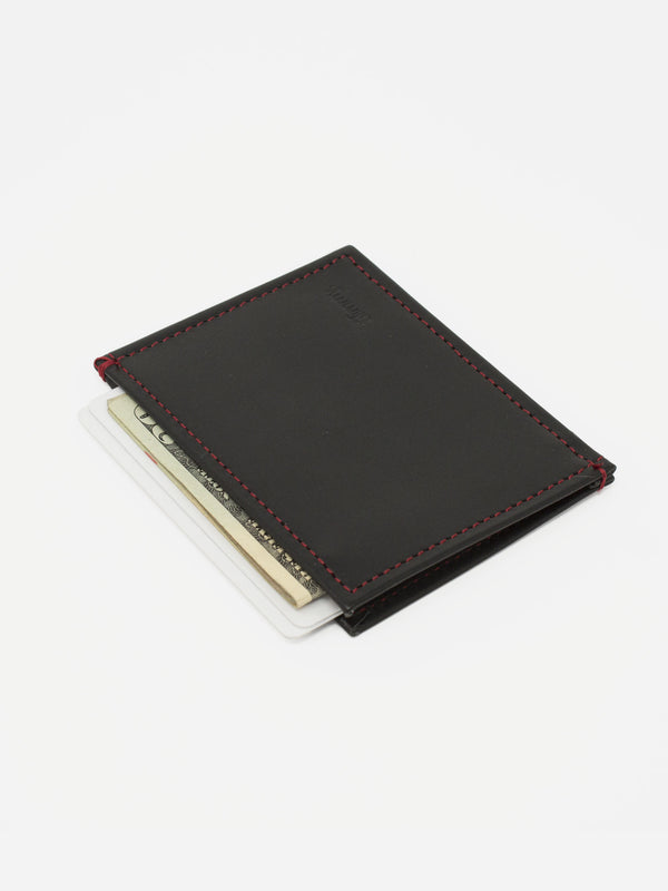 Slimmy OG X 1-Pocket Wallet (73mm) - BRED - Koyono Co.