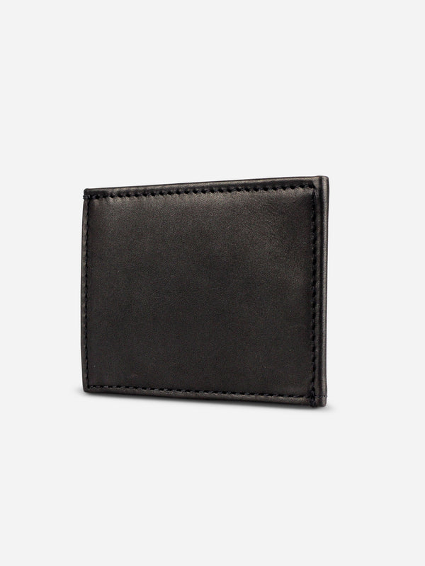 Slimmy OG X 1-Pocket Wallet (73mm) - Black - bolstr