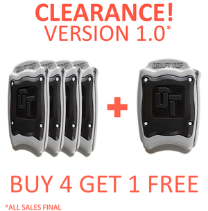 Buy 4 Get 1 Free - The Draft Top® 1.0 Bundle Pack (5)