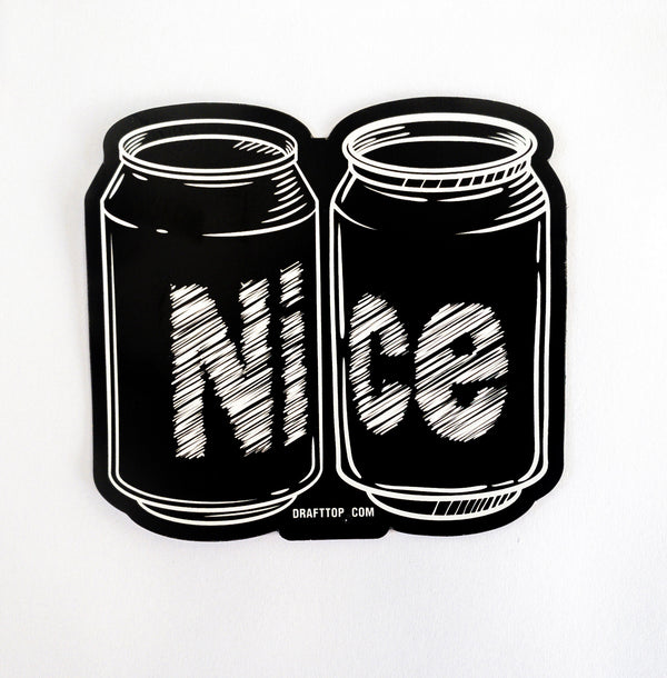 Nice Cans Magnet