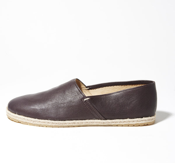 Espadrille, Handmade, Made in Italy, Organic Leather