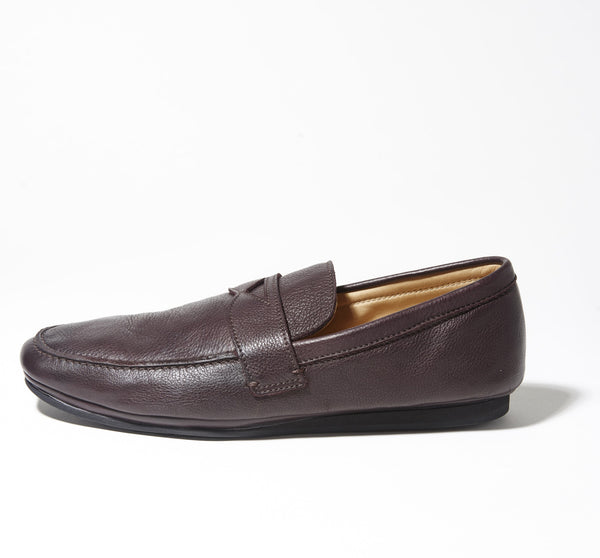 Loafer, Handmade, Made in Italy, Organic Leather