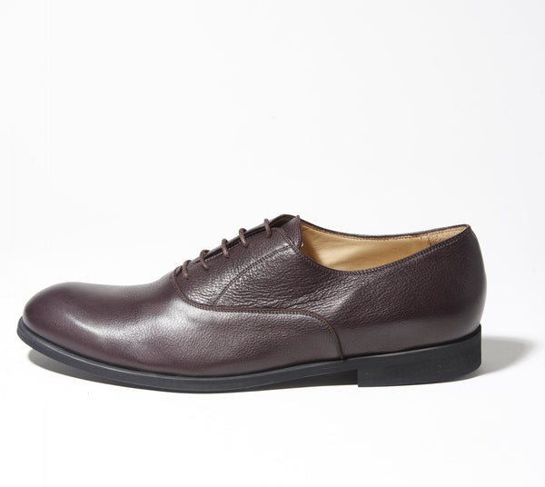 Lace Up, Dress Shoe, Handmade, Made in Italy, Organic Leather