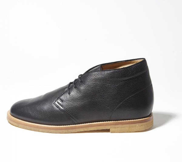 Desert Boot, Handmade, Made in Italy, Organic Leather
