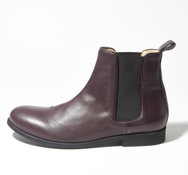 Chelsea Boot, Handmade, Made in Italy, Organic Leather