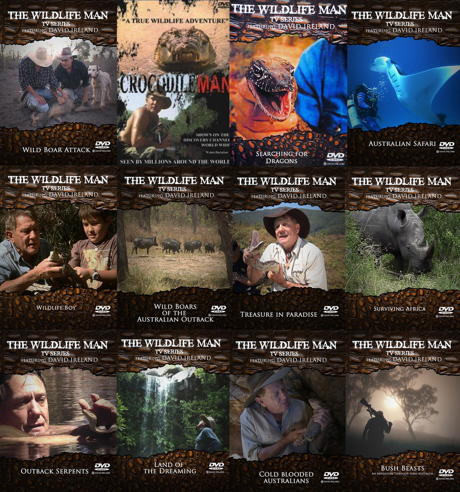 Wildlife Man Films - Available for Streaming