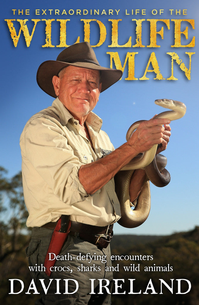 Wildlife Man Outback Serpents DVD