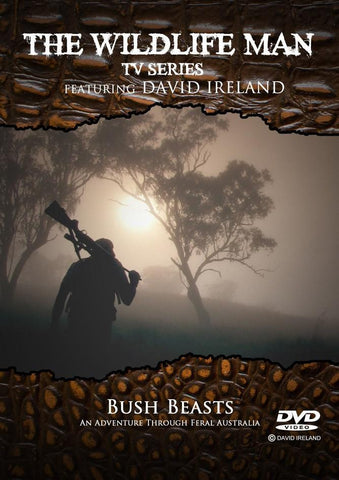 Bush Beasts DVD