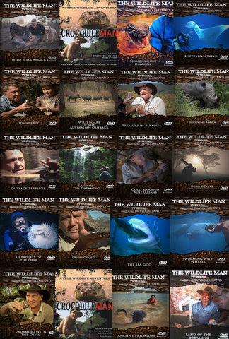 The Wildlife Man TV-Series 21 Episodes Streaming Now