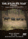 "Wildlife Man DVD "" Wild Boars of the Australian Outback"""