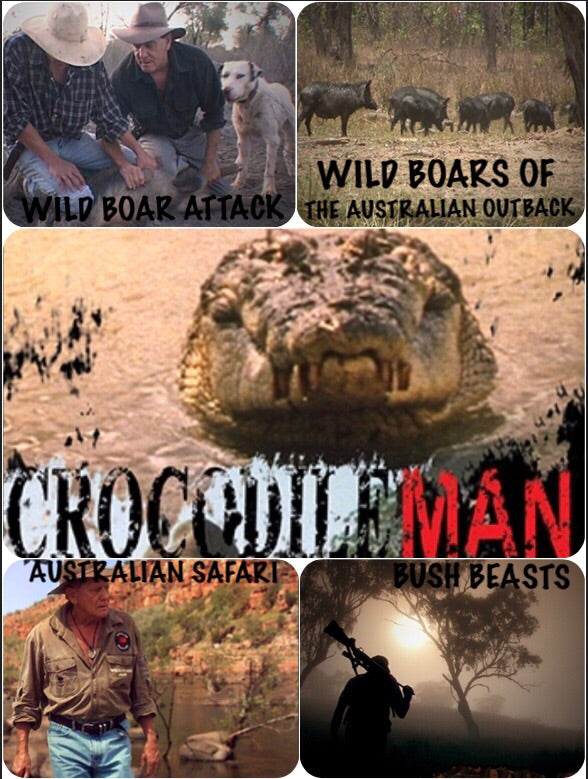 Australian Hunting and Adventure Pack