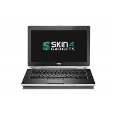 customzied Dell Latitude E6420 skin