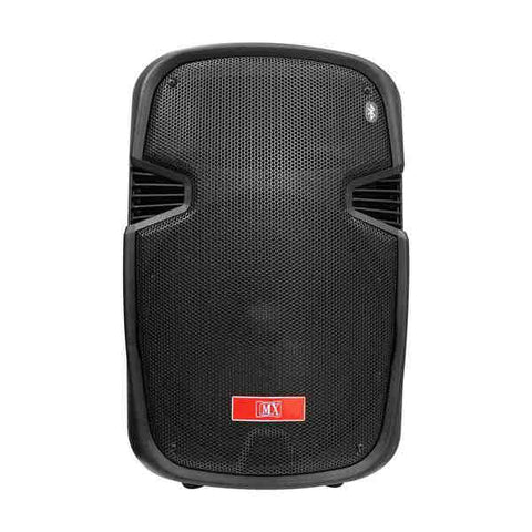 MX 10 inch PORTABLE MULTIMEDIA SPEAKER SYSTEM MX 3710