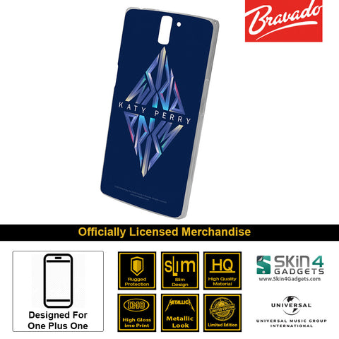 Phone Case For One Plus One   Artist: Katy Perry Prism Black