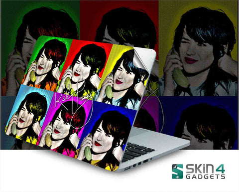 Skin4Gadgets KatyPerry Laptop Skin For 12 inch Laptop