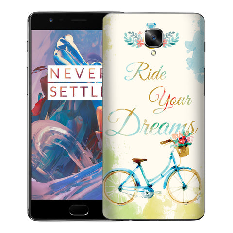 Ride Your Dreams For OnePlus Three Skin