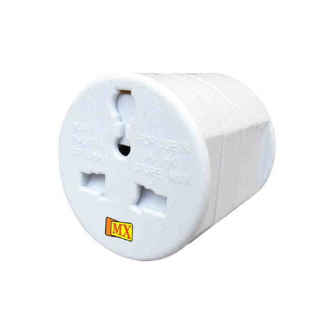 MX UNIVERSAL TRAVEL ADAPTOR