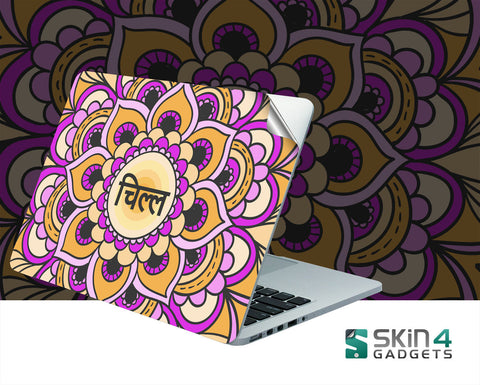 Skin4Gadgets Chill template Laptop Skin For 11 inch and 11.6 inch Laptop - skin4gadgets