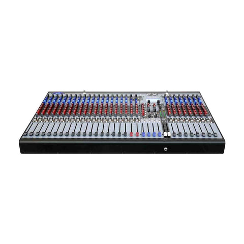 MX Peavey 32 Channel Power Mixer with Four-Bus Mixing Consoles