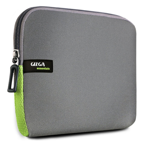 Gizga Essentials Grey Green Tablet/laptop Sleeve
