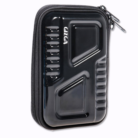 Hard Drive Case Metallic Hard Disk Armour (Black)