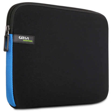 Gizga Essentials Black Blue Tablet/laptop Sleeve