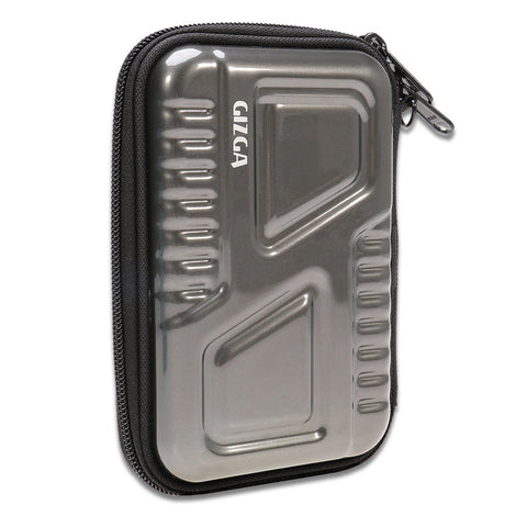 Hard Drive Case Metallic Hard Disk Armour - (Slate Grey)