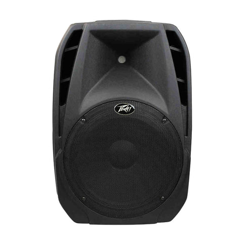 MX Peavey 15 inch Two-way Powered woofer Speaker : 450 watts