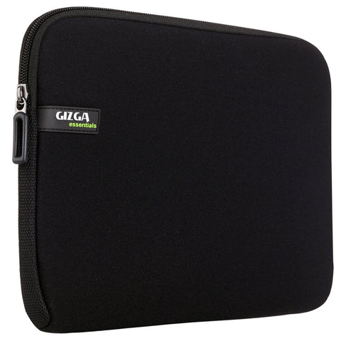 Gizga Essentials Black Tablet/Laptop Sleeve