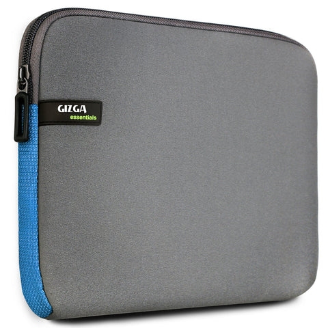 Gizga Essentials Grey Blue Tablet/laptop Sleeve