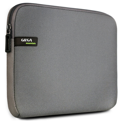Gizga Essentials Grey Tablet/Laptop Sleeve