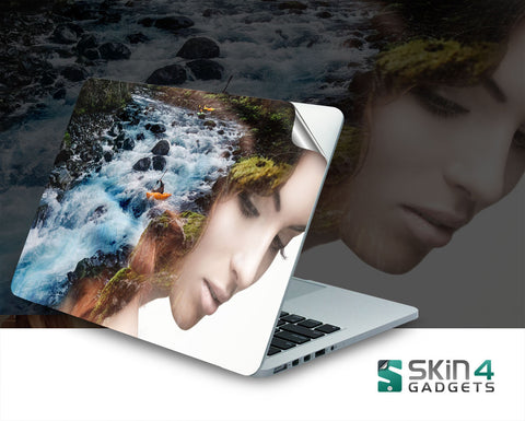 Skin4Gadgets Double Exposure 1 Laptop Skin For 13 and 13.3 inch Laptop