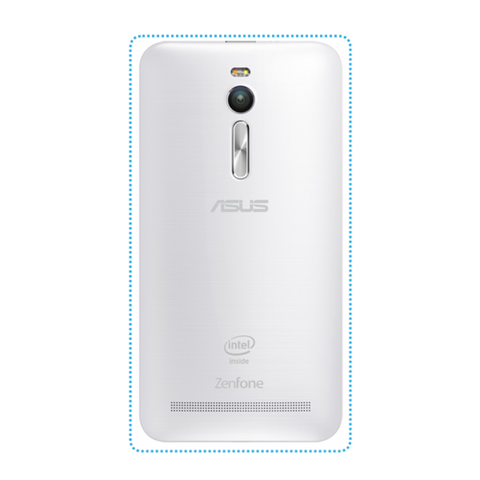 Customized Asus Zenfone 2 skin