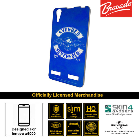 Phone Case For Lenovo A6000  Artist: Avenged Sevenfold