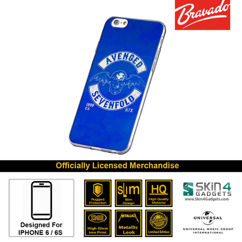 Phone Case For iPhone 6s Plus,6 Plus Artist: Avenged Sevenfold.