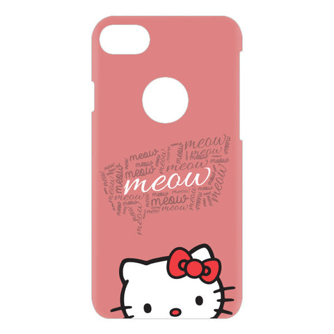 Meow For APPLE IPHONE 7 Designer CASE
