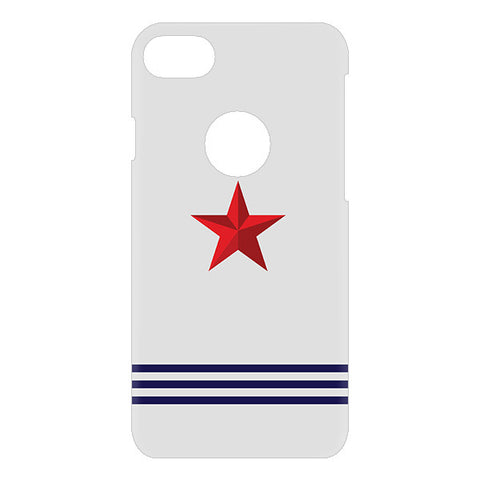 Star Strips For APPLE IPHONE 7 Designer CASE