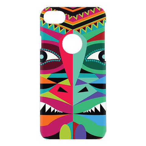 Tribal Face For APPLE IPHONE 7 Designer CASE