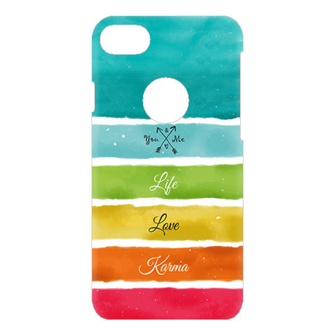 Lets Love Life For APPLE IPHONE 7 Designer CASE