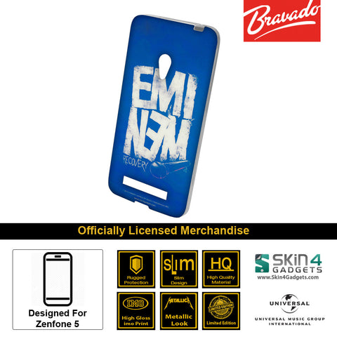 Phone Case For Zenpone 5  Artist: Eminem Recovery