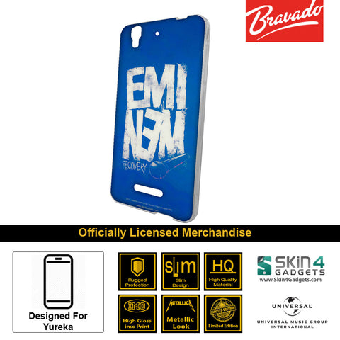 Phone Case For Micromax Yureka  Artist: Eminem Recovery
