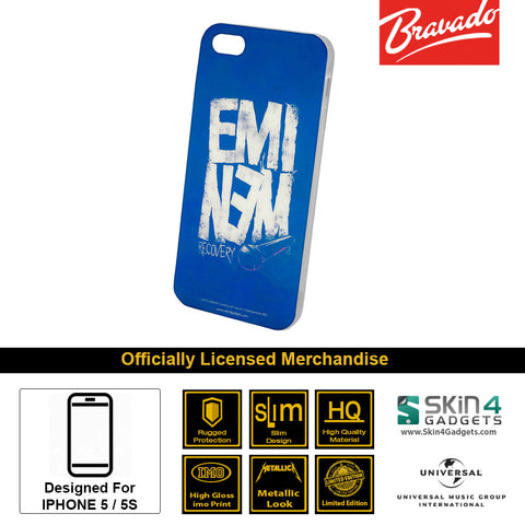 Phone Case For iPhone 5  Artist: Eminem Recovery