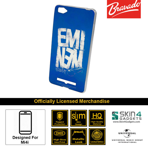 Phone Case For Mi4i  Artist: Eminem Recovery