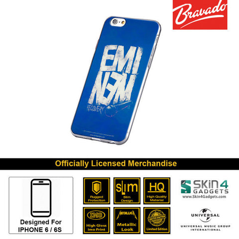 Phone Case For iPhone 6 , iPhone 6S   Artist: Eminem Recovery