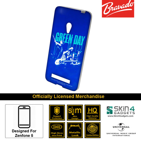 Phone Case For Asus Zenfone 5  Artist: Green Day
