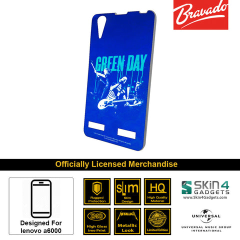 Phone Case For Lenovo A6000  Artist: Green Day