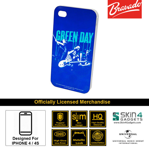 Phone Case For iPhone 4  Artist: Green Day