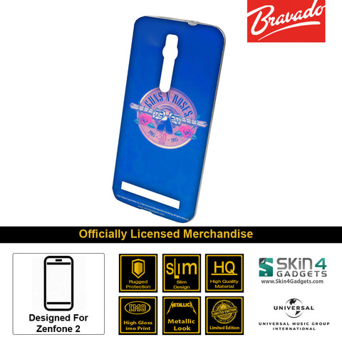 Phone Case For Zenfone 2  Artist: Queen Guns n Roses Emblem  30 Years Edition
