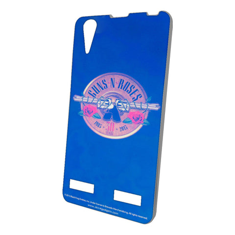 Phone Case For Lenovo A6000  Artist: Guns n Roses Emblem  30 Years Edition